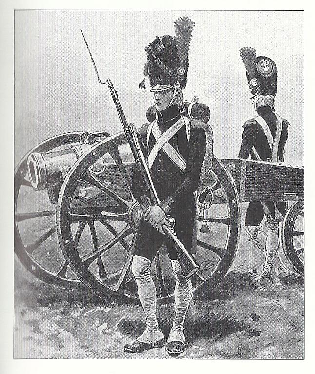 Guard howitzer