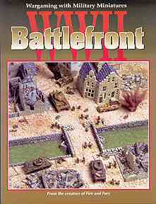 Battlefront WWII rules   The Dining Table Napoleon